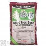 Ferti-Lome Weed Free Zone Plus Lawn Fertilizer 18-0-6