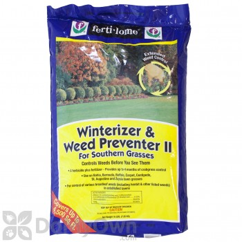 Ferti-Lome Winterizer and Weed Preventer II For Southern Grasses