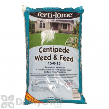 Ferti-Lome Centipede Weed and Feed 15-0-15