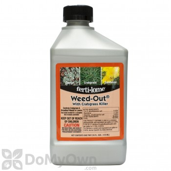Ferti-Lome Weed Out with Crabgrass Killer