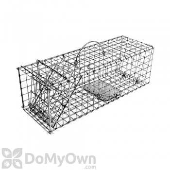 Tomahawk Original Collapsible Trap One Trap Door for Squirrels & similar sized animals - Model 202
