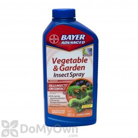 Bayer Advanced Vegetable and Garden Insect Spray