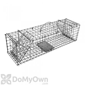 Tomahawk Original Series Collapsible Trap Two Trap Doors for Squirrels & similar sized animals - Model 203