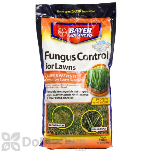 Bayer Advanced Fungus Control For Lawns Granules