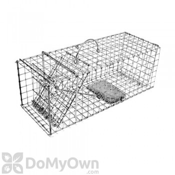 Tomahawk Collapsible Live Trap for skunk, opossum, prairie dog, large squirrel & similar sized animals - Model 204