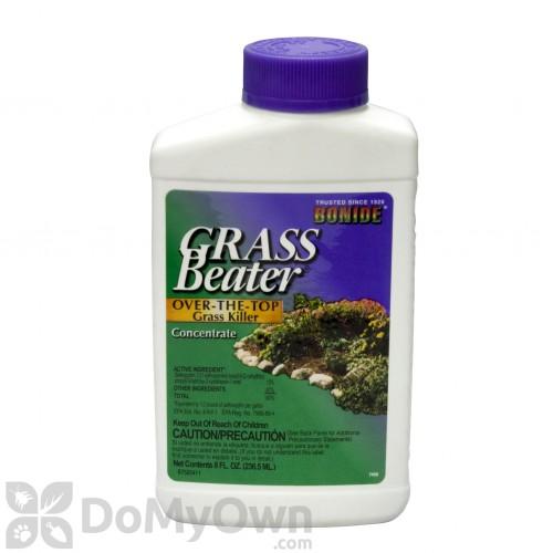 Bonide grass beater over the top grass killer concentrate - Weed killer safe for vegetable garden ...
