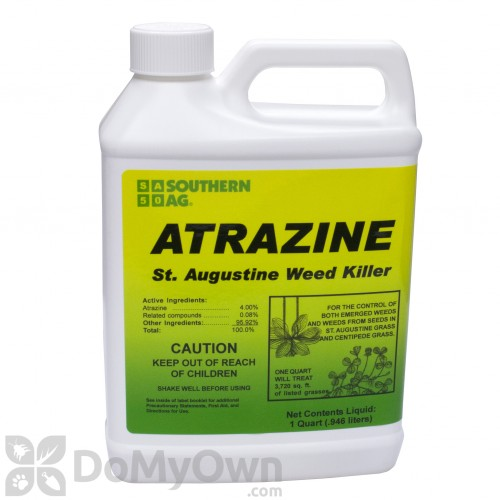 Southern Ag Atrazine Weed Killer For St Augustine Grass