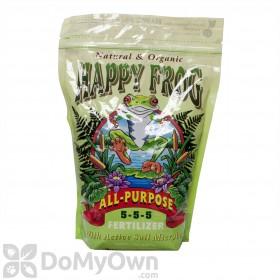 FoxFarm Happy Frog All Purpose Organic Fertilizer 5-5-5