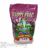 FoxFarm Happy Frog Rose Food Organic Fertilizer 4-4-5