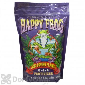 FoxFarm Happy Frog Acid Loving Plants Organic Fertilizer 6-4-4