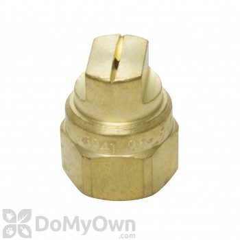 Chapin Brass Fan Tip 1/4-inch .5 GPM Female - (Part# 1-5941)