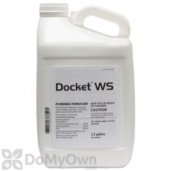 Docket WS Fungicide - Generic Daconil Weather Stik