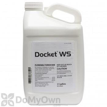 Docket WS Fungicide - Generic Daconil Weather Stik