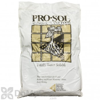 Pro-Sol All Purpose Fertilizer 20-20-20
