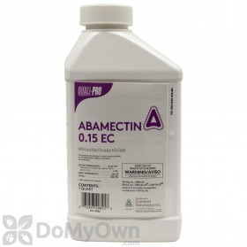 Abamectin 0.15 EC Insecticide Miticide