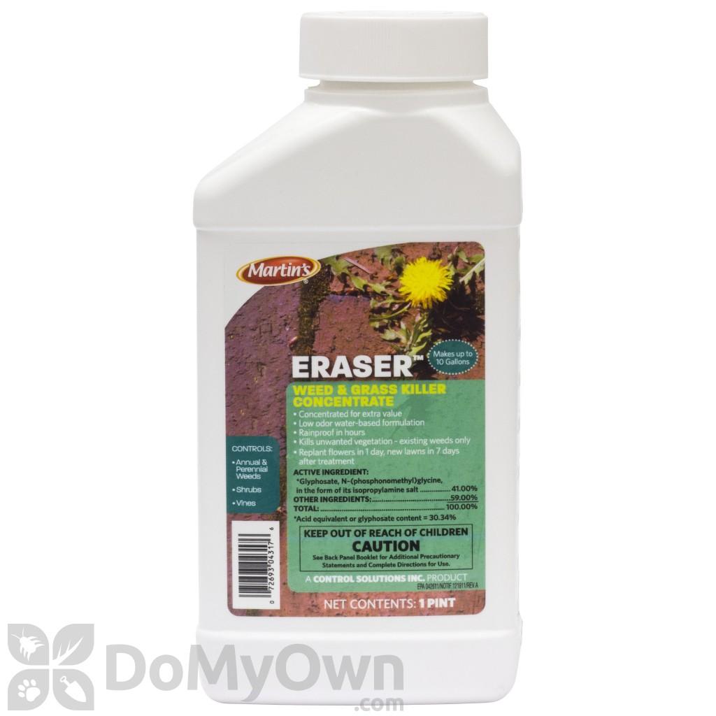 Weeds in flower beds herbicide - Eraser 41 Weed Killer Herbicide