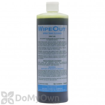 WipeOut Spray Tank Cleaner
