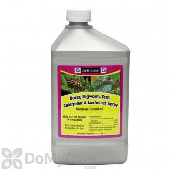 Fertilome Borer, Bagworm, Tent Caterpillar & Leaf Miner Spray