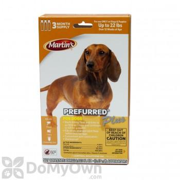 Martins Prefurred Plus for Dogs