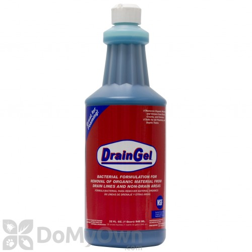 Drain Gel Drain Treatment Restaurant Drain Gel Free