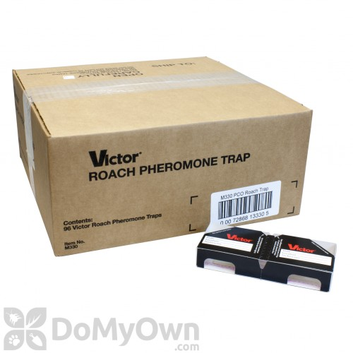 Victor Roach Pheromone Traps Free Shipping