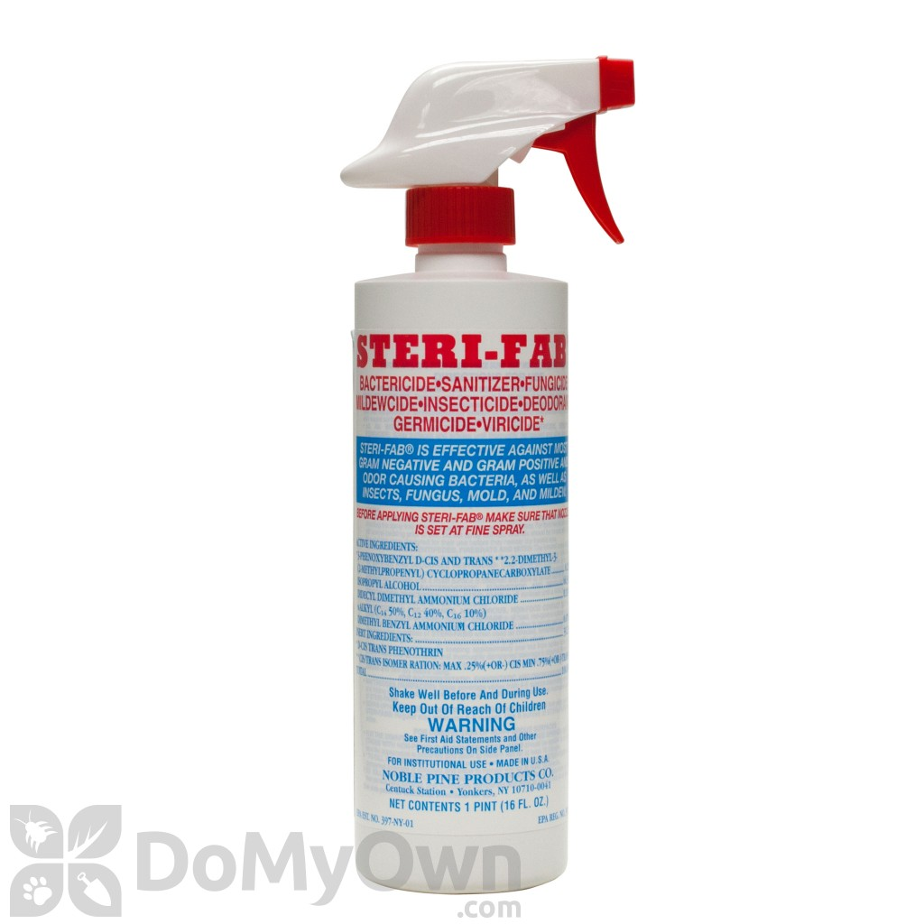 sterifab, steri-fab bed bug spray - free shipping
