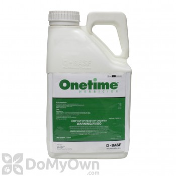 Onetime Herbicide