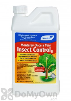 Monterey Once A Year Insect Control II