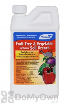 Monterey Fruit Tree & Vegetable Systemic Soil Drench