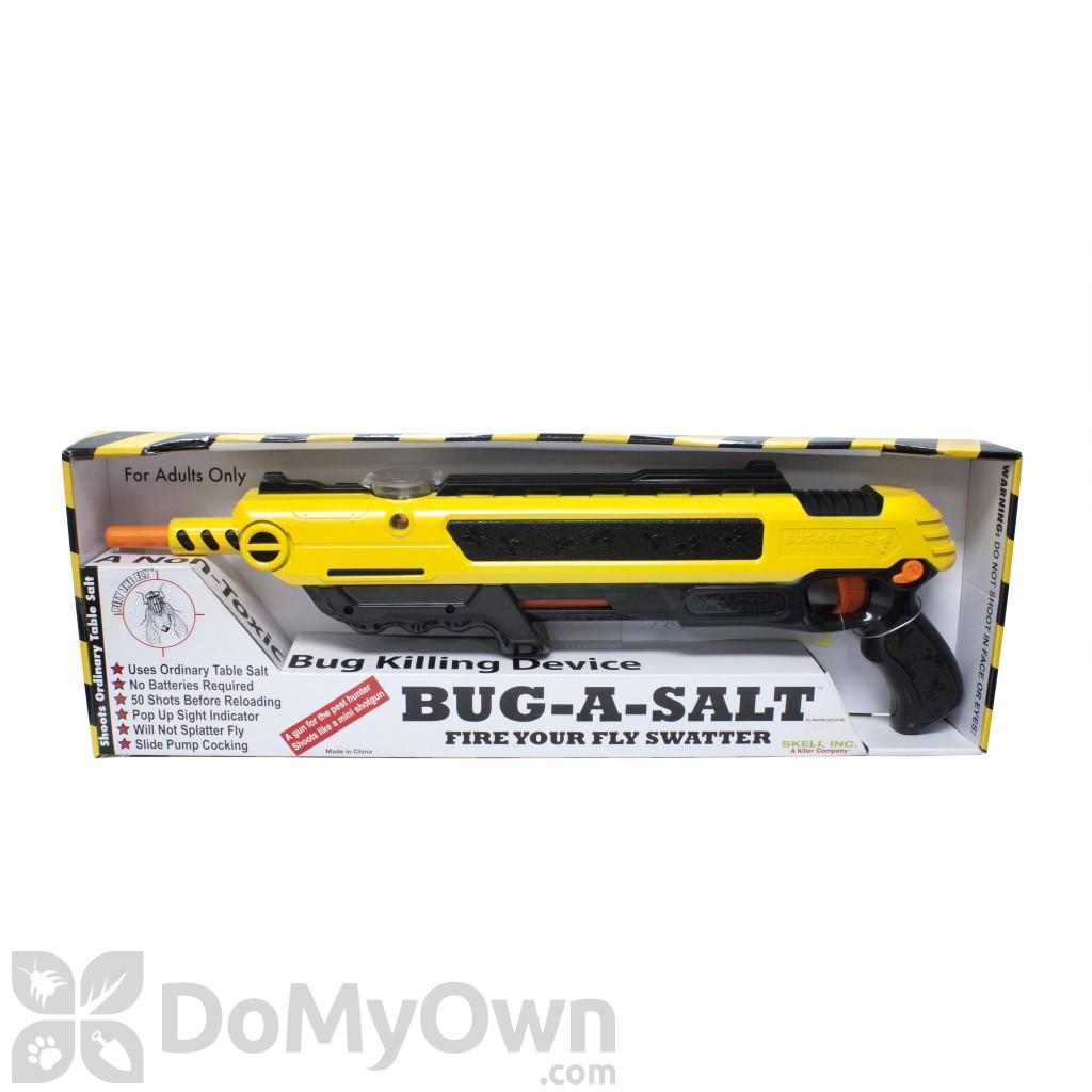 Bug-A-Salt Gun - The Fly & Bug Salt Gun