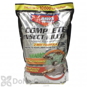 Bayer Advanced Complete Insect Killer For Soil & Turf