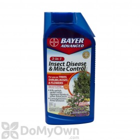 Bayer Advanced 3-in-1 Insect Disease & Mite Control Concentrate