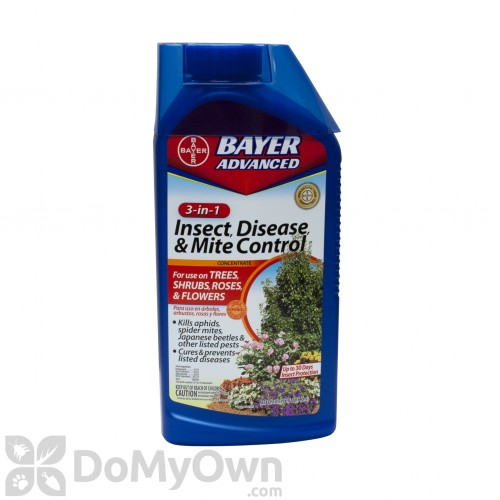 Bayer Advanced 3 In 1 Insect Disease Amp Mite Control