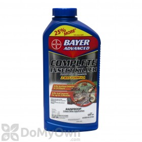 Bayer Advanced Complete Insect Killer For Soil & Turf Concentrate