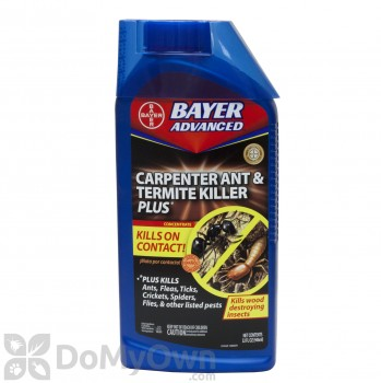 Bayer Advanced Carpenter Ant & Termite Killer Plus Concentrate