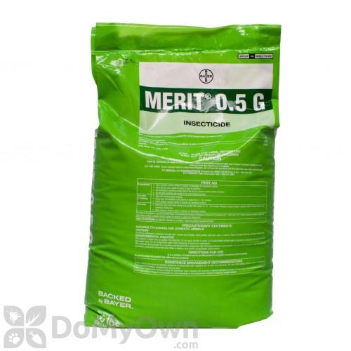 Merit Granules Merit Granular Insecticide For Grub