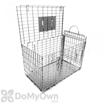 Tomahawk 306DD Double Door Cage for Raccoons