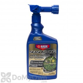 Bayer Advanced Season Long Weed Control For Lawns RTS