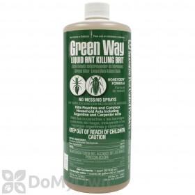 Green Way Liquid Ant Killing Bait - 32 oz.