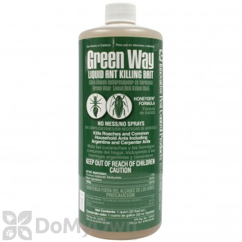 Green Way Liquid Ant Killing Bait - 32 oz.