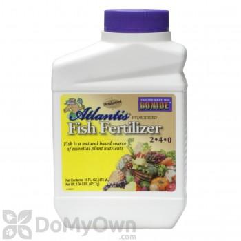 Bonide Atlantis Fish Fertilizer 2-4-0