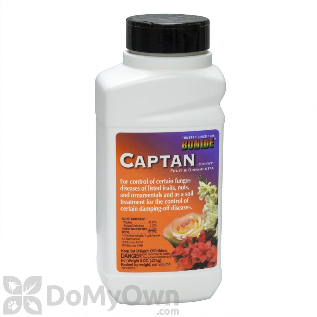 Captan Fungicide