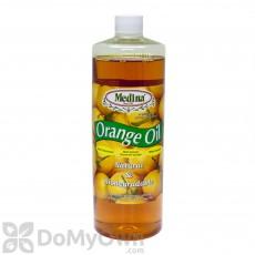 Orange Oil - CASE (6 quarts)