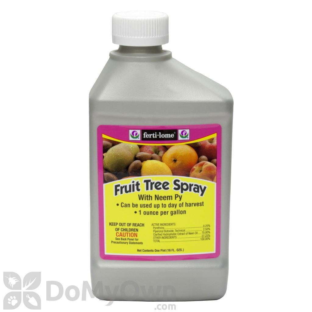 Fruit Tree Sprayers Part - 15: Ferti-Lome Fruit Tree Spray With Neem Py
