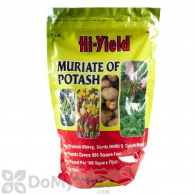Hi-Yield Muriate of Potash 0-0-60