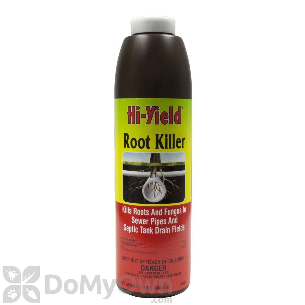 Hi Yield Root Killer
