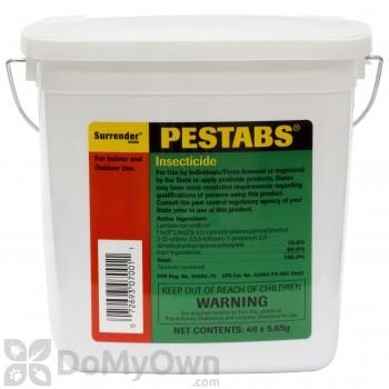 Surrender PesTabs