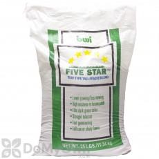 5 Star Fescue Grass Seed Blend - 25 lbs.