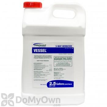 Vessel 3 Way Herbicide