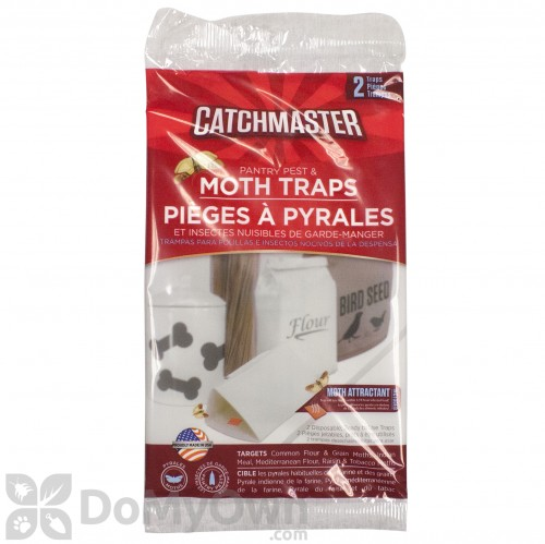 Pantry Moth Traps Lowes: Catchmaster Food & Pantry Moth Traps